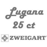 Рівномірна тканина Lugana 25 ct