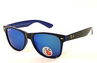 Солнцезащитные очки в стиле Ray Ban Wayfarer Polarized