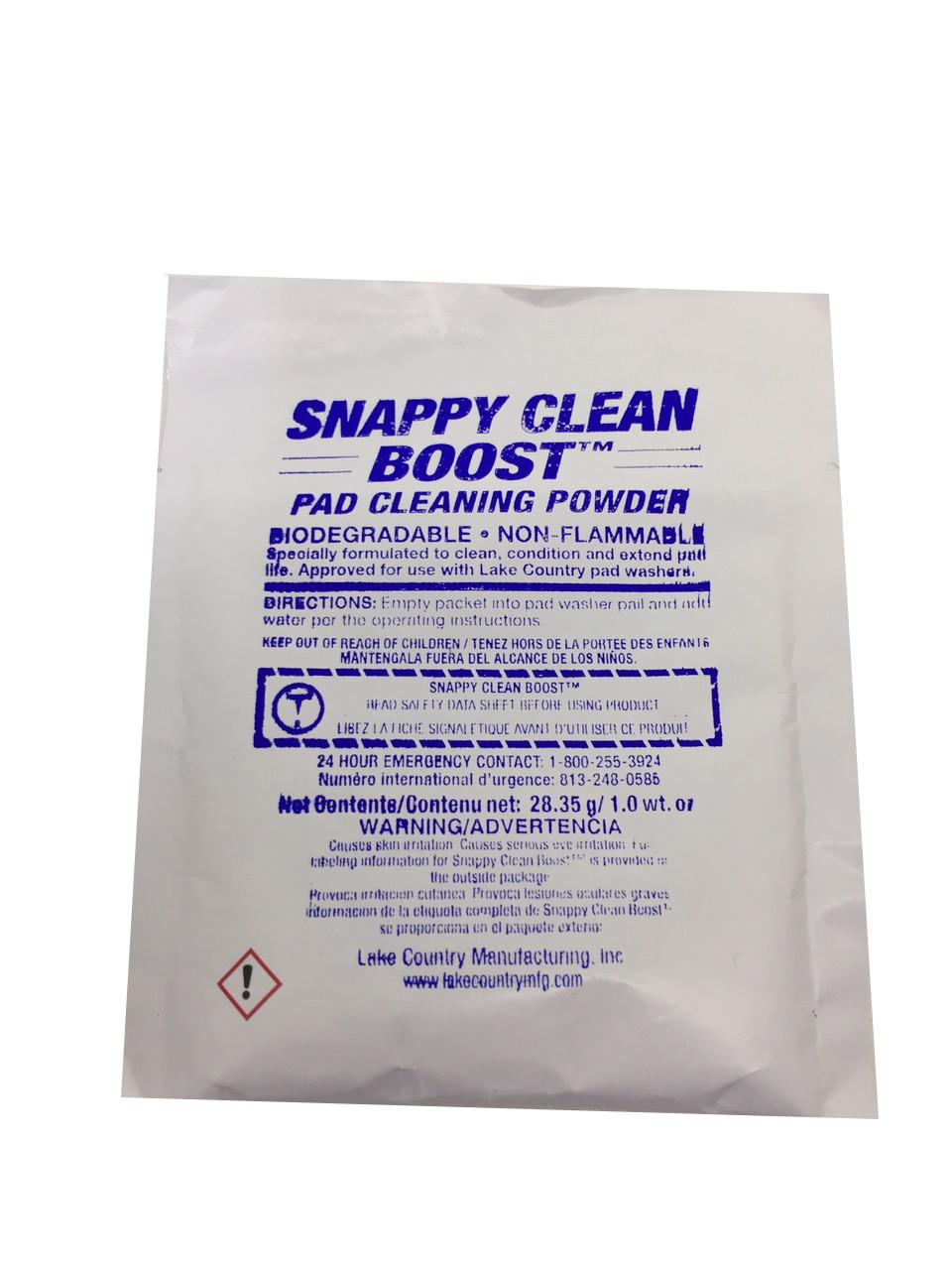 Моющий порошок для полировальных кругов - Lake Country Snappy Clean Boost Citrus (92-003)