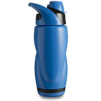 Бутылка Urban спортивная пластиковая, 650 мл, синяя, от 10 шт