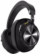 Bluetooth наушники Bluedio T6S с активным шумоподавлением