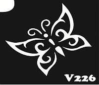 Nila Трафареты (6*6 см) V226