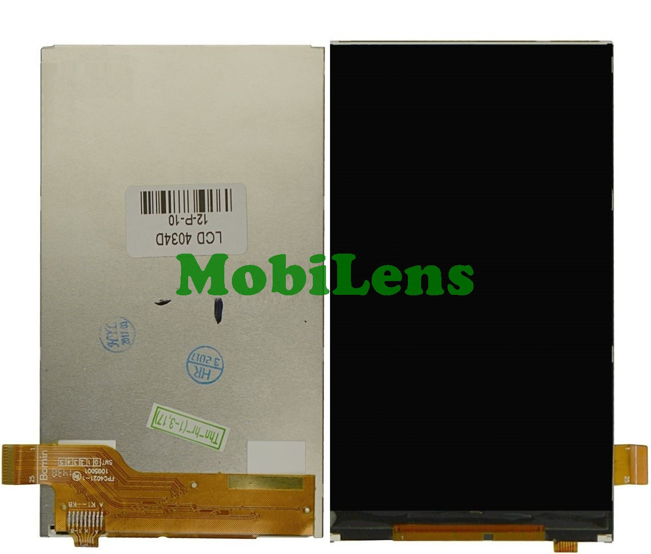 Alcatel 4034, 4034D One Touch Pixi 4 Дисплей (экран)