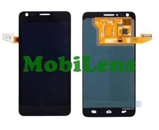 Alcatel 6033, 6033X, 6033D, Idol Ultra Дисплей+тачскрин(модуль) черный, фото 2