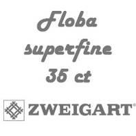 Рівномірна тканина Floba superfine ct 35
