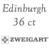 Рівномірна тканина (льон) Edinburgh ct 36