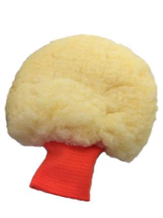 """Рукавица из шерсти для пенных шампуней - Lake Country Wool Wash Mitt 9"""" (86-243), фото 2"""