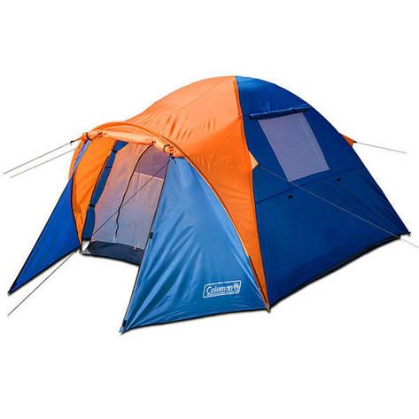 Палатка трехместная Coleman 1011, фото 2
