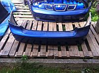 Бампер задний Chevrolet Lachetti , фото 1