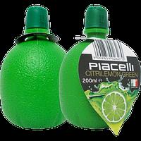 Сок лайма концентрированный Lemon Green Piacelli Австрия  200мл