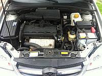 Кронштейн радиатора Chevrolet Lachetti