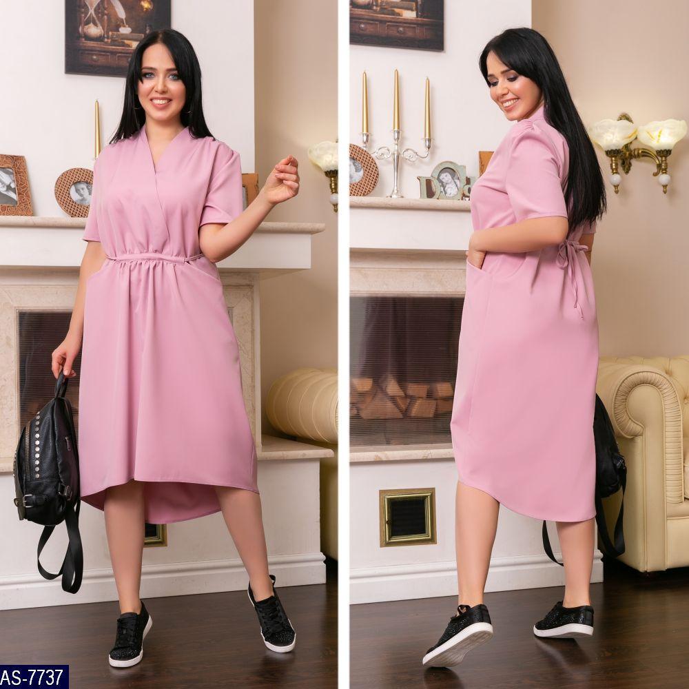 Нарядное платье   (размеры 50-62)  0160-62