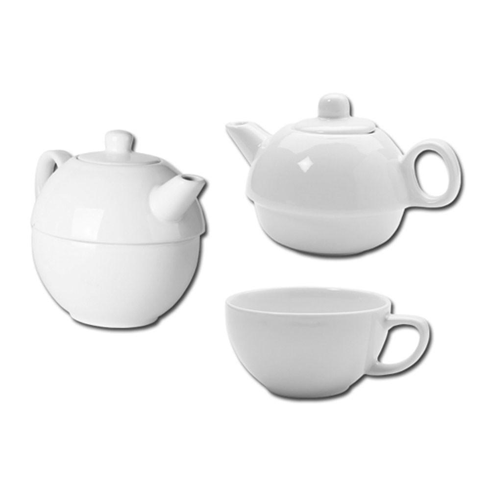 Набор для чая (Белый)