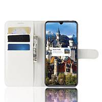 Чехол-книжка Litchie Wallet для Huawei Mate 20 Белый