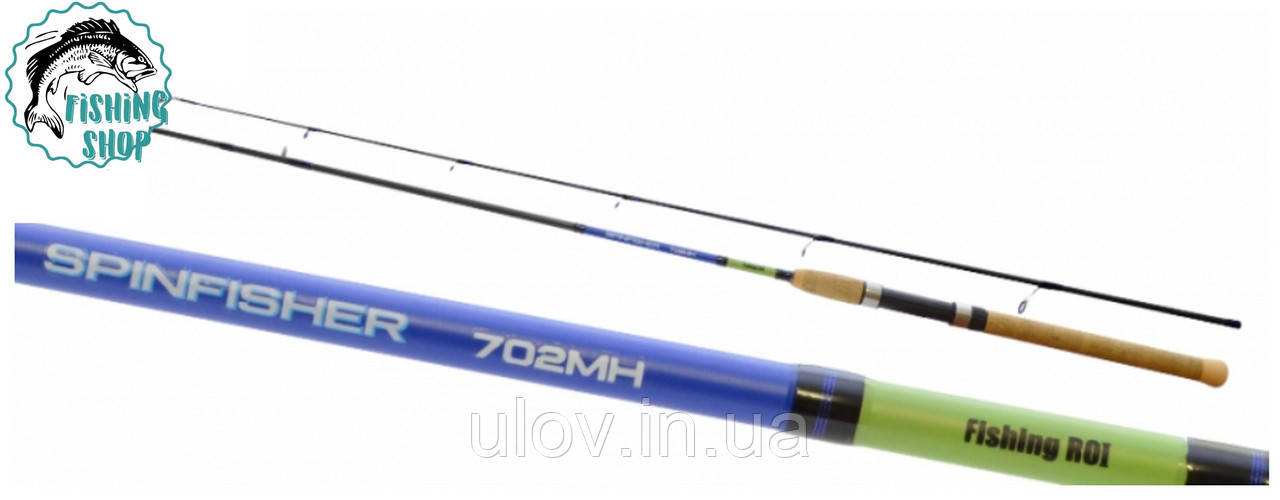 Спиннинг Fishing ROI Spinfisher 7-25g 2.40m