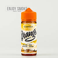Orange - 3 мг/мл [Maxwells, 120 мл]