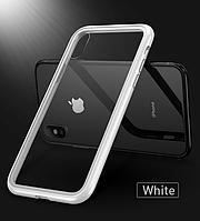 Магнитный чехол для iPhone 7+ /8+ + второй чехол в  ПОДАРОК. Чохол магнітний для айфона