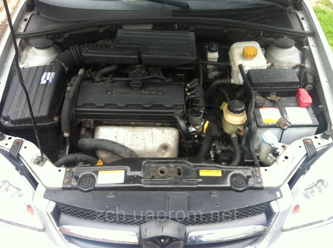 Панель передняя , телевизор Chevrolet Lachetti