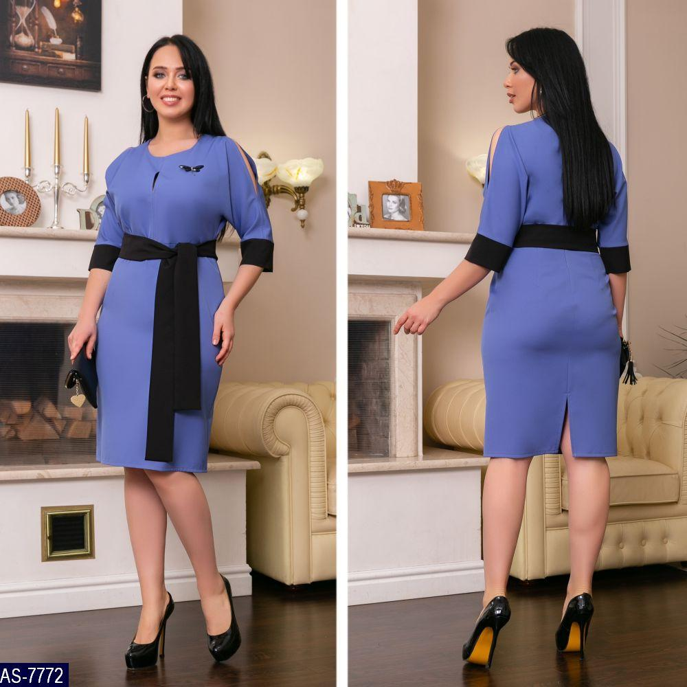 Нарядное платье   (размеры 50-62)  0160-68