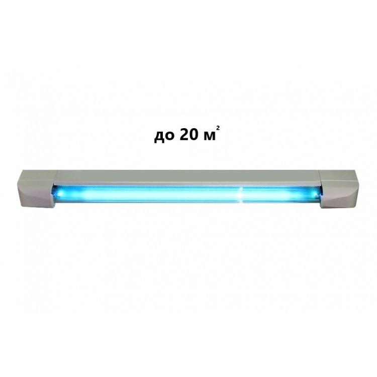 Облучатель бактерицидный (кварцевая лампа) BactoSfera OBB 15S бытовойнастенный