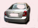 Скло заднє Chevrolet Lachetti, фото 2