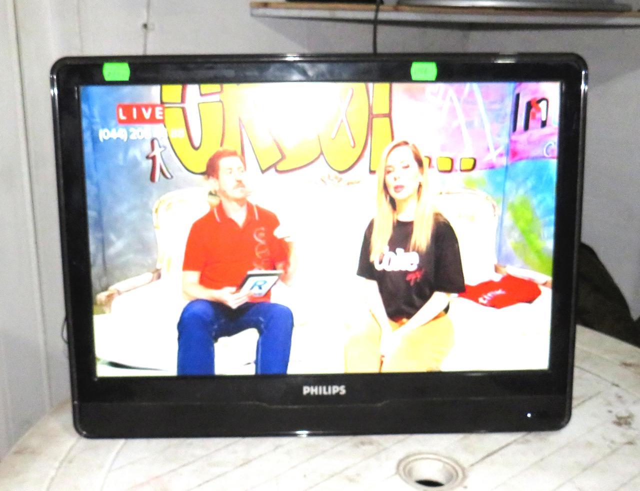 Телевизор Philips 22PFL3403/10 (Код:1768) Состояние: Б/У