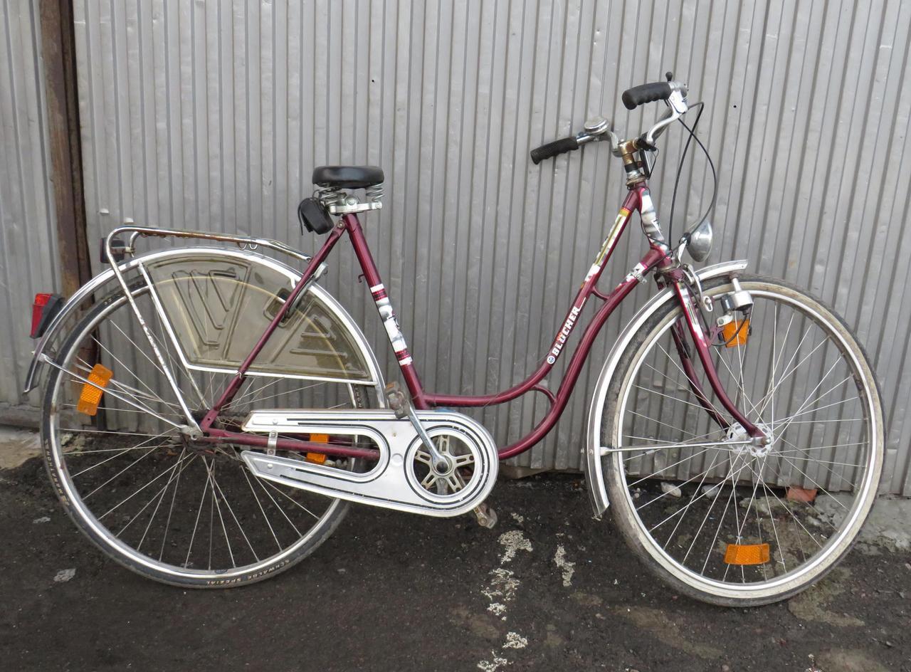 Велосипед BLUCHUR Original (Код:1770) Состояние: Б/У