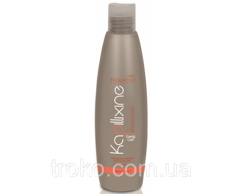 Nouvelle Energy Care Shampoo Шампунь против выпадения волос, 250 мл