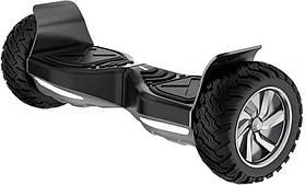 Гироборд 8.5 дюймов Hummer черный(Led, Bluetooth, самобаланс, приложение к смартфону)