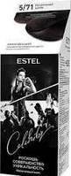 Фарба-догляд для волосся Estel Professional Celebrity Натуральний шатен 26054 (4606453031644)