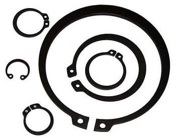 Стопорное кольцо Ф18 DIN 471 (ГОСТ 13942-86)