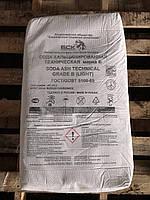 Сода кальцинированная марка Б (натрий углекислый, карбонат натрия) ГОСТ 5100-85