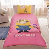ТАС Disney Minios  Cupcake (Миньоны ) детское постельное бельё