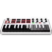 MIDI-клавиатура AKAI MPK MINI MK2 WHITE