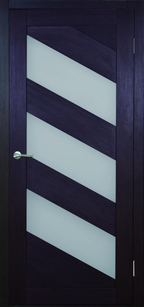 Дверное полотно AG-1 коллекция Alegra ПВХ