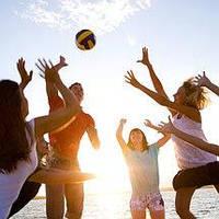 Классический и пляжный волейбол