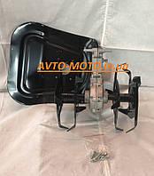 Насадка культиватор фреза для мотокосы  (тип 1)