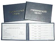 Билет ученический