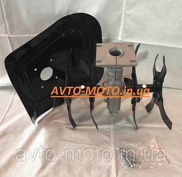Насадка культиватор фреза для мотокосы тип 3