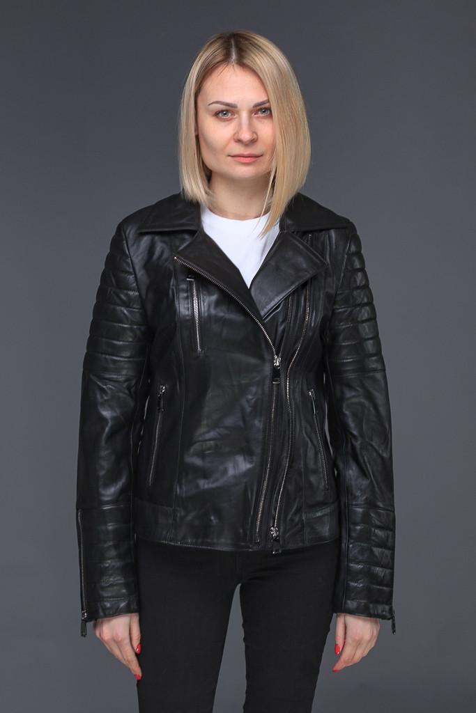 55e48efd2a0 Женская кожаная куртка  продажа