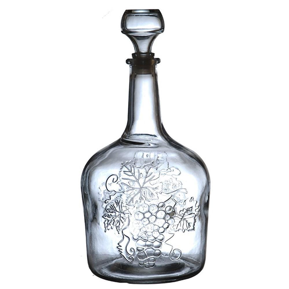 """Бутылка с  пробкой """"Фуфырь"""" 3л"""