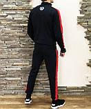 Мужской спортивный  костюм Miracle c  лампасами олимпийка  штаны, фото 3