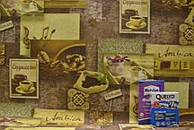 Обои, на стену, винил на флиз, горячее тиснение, Арабика декор ЭШТ1-1000 1,06*10,5м, фото 3
