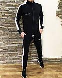 Мужской спортивный  костюм Miracle c  лампасами олимпийка  штаны, фото 5