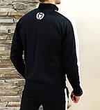 Мужской спортивный  костюм Miracle c  лампасами олимпийка  штаны, фото 6