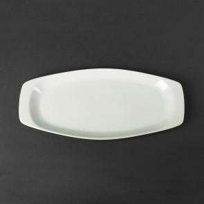 Блюдо для запекания прямоугольное Helios 380 мм. A1415