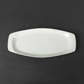 Блюдо для запекания прямоугольное Helios 380 мм. A1415, фото 2