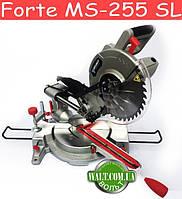 Пила торцювання Forte MS-255 SL
