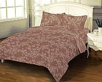 Комплект постельного белья Zastelli Gold бязь двуспальный 5509 GOLD USA арт.15391