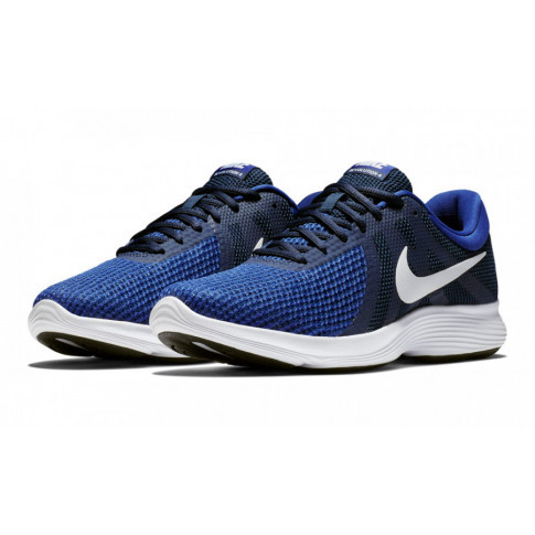Кроссовки мужские Nike Revolution 4 AJ3490-414 Синий